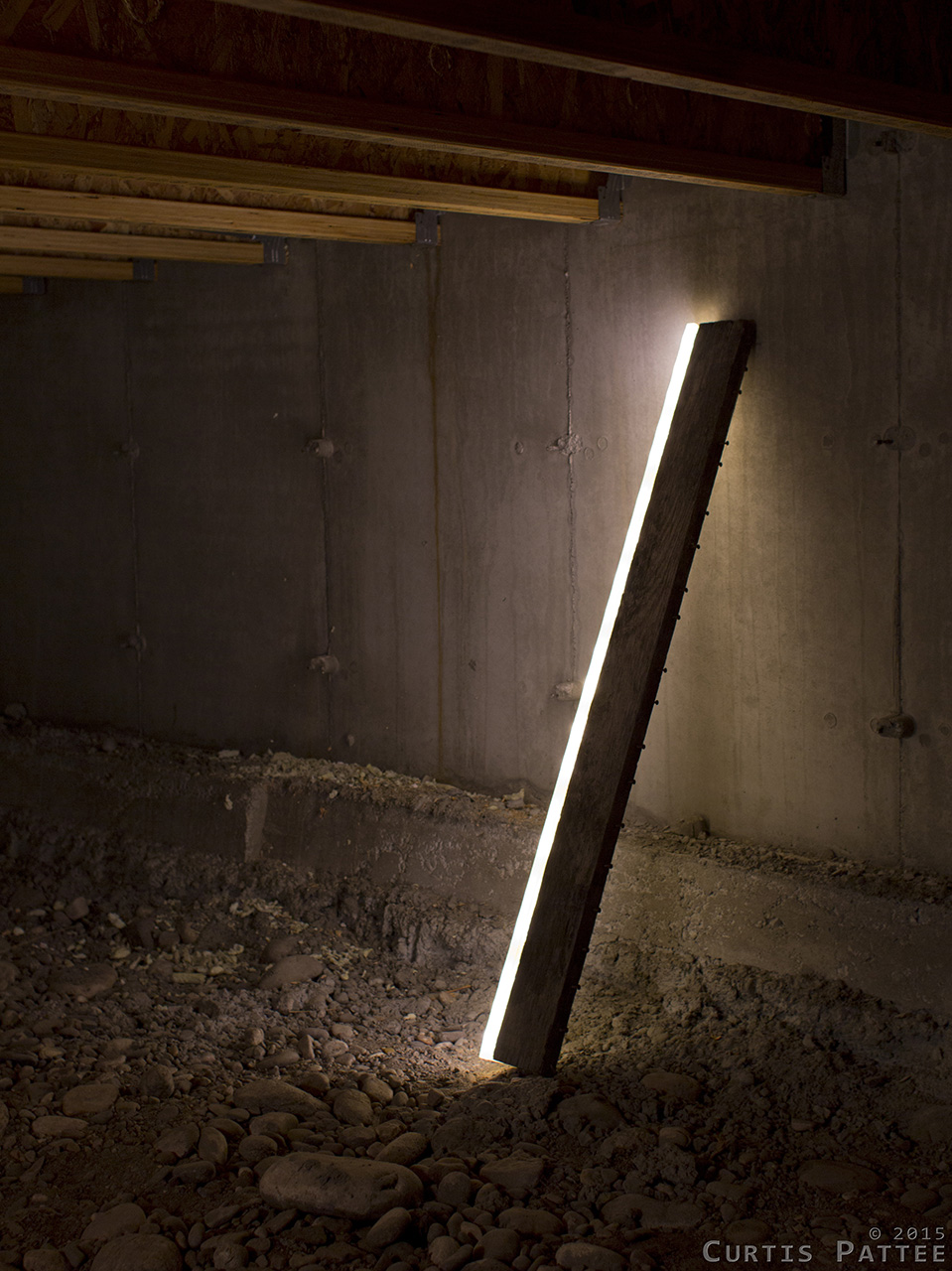 beam light sculpture 13